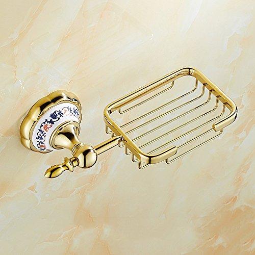 Rack sapone-- MERCURY CELESCENT bagno bagno Mensola sapone titolare (colore facoltativo) ( colore : A )