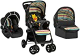 Disney Baby Shopper Trio Set, Pooh Tidy Time - Black