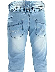 D-Skins - Jeans homme regular used - DS-5764