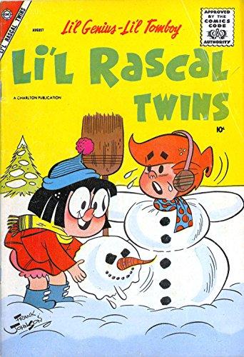 Li'l Rascal Twins v1 #11 (English Edition) - Lil Elf