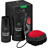 Lynx Africa Man Washer Gift Set - Male Shower