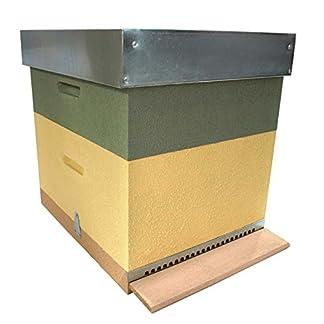 AYUMA Beehive with Fund Health and 1/2Media Alza without Wax AYUMA Beehive with Fund Health and 1/2Media Alza without Wax 51sc2LOhzdL