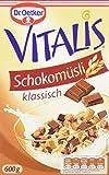 Dr. Oetker Vitalis Schoko Müsli, 7er Pack (7 x 600 g)