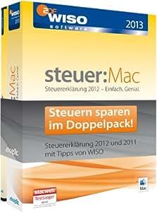 WISO steuer:Mac 2012 + 2013 Bundle (für die Steuerjahre 2011 und 2012)