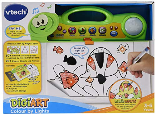 VTech DigiArt Colour by Lights