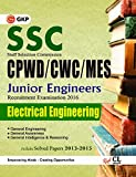 SSC CPWD/CWC/MES 2016 Electrical Engg. (Junior Engg. Recruitment Exam.) Includes Solved Paper 2013 - 2015