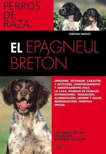 El espagneul bretón (Animales) por Christian Limouzy