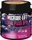 MICROBE-LIFT Coral Food SPS - Korallenfutter (Staubfutter für kleinpolypige Korallen in Jedem Meerwasser Aquarium, Optimale Gesundheit, maximales Wachstum und Intensive Farben, 150 ml) 90 g