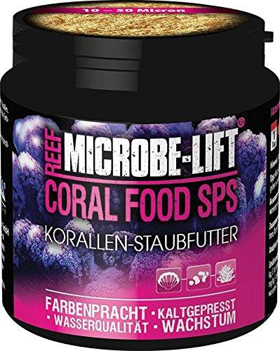MICROBE-LIFT Coral Food SPS - Korallenfutter (Staubfutter für kleinpolypige Korallen in Jedem...