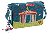 Wendekreis Berlin Canvas Tasche Berlin Brandenburger Tor