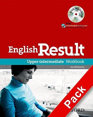 English result. Upper-intermediate. Workbook with key. Per le Scuole superiori. Con Multi-ROM