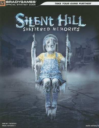 Silent Hill Shattered Memories Official Strategy Guide (Brady Games) (Inglés)