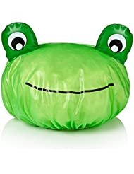 Worldwide Co - Grenouille verte, bonnet de douche