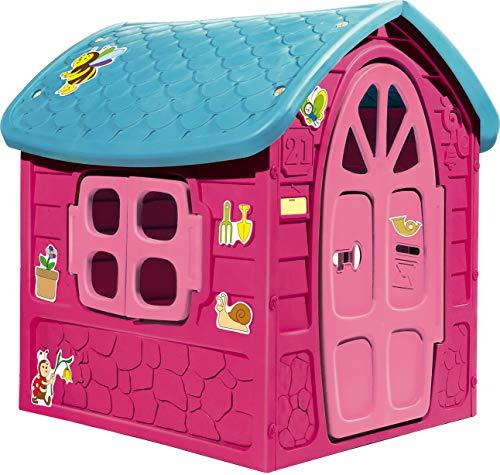 DohanyToys 5075M DOHANY Spielhaus, Indoor und Outdoor, Gartenhaus für Kinder ab 2 Jahren