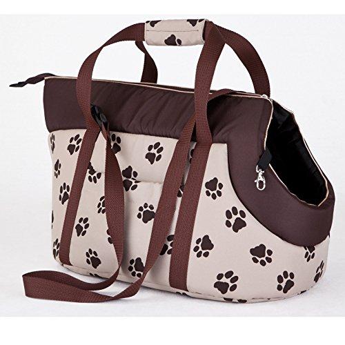 hobbydog Tor bwl4Transport bag Borsa di trasporto per cani e gatti per cani gatto borsa borsa per il trasporto Custodia da trasporto Box (3misure diverse)