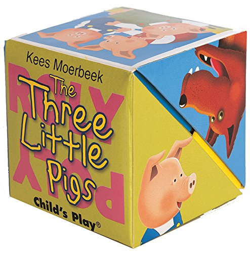 The Three Little Pigs (Roly Poly Box Books) por Kees Moerbeek