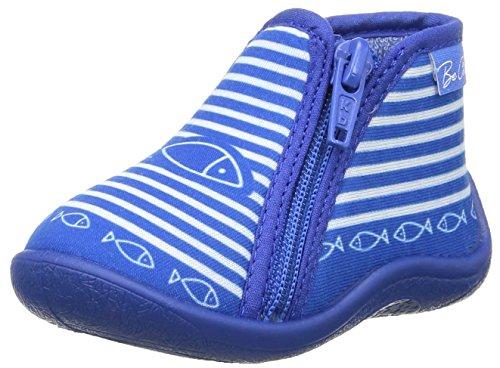 Be Only Zp Timouss, Cheville Bébé marche mixte bébé Bleu (Bleu Electrique)