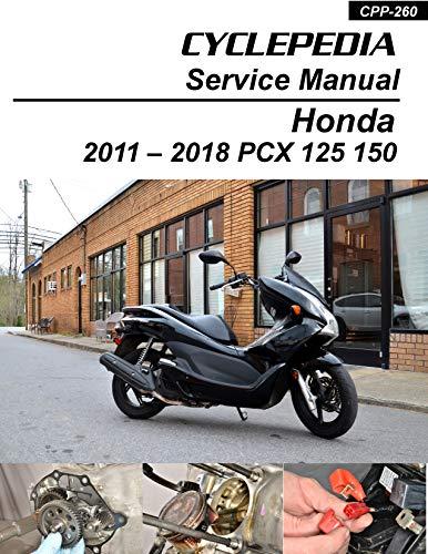 Honda PCX 125/150 Service Manual (English Edition)