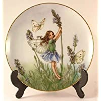 Heinrich Flower Fairies Collector plate, motivo: lavanda, del Cicely Mary Barker-CP986