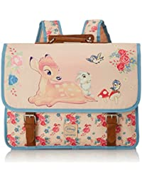 Disney Children's Backpack, 38 cm, 13.5 Liters, Bambi Treasure