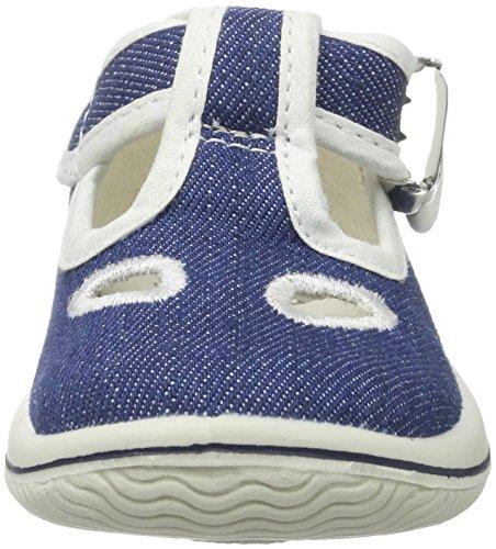 Primigi Pbb 7515, Chaussures Marche Bébé Garçon Bleu (Denim)