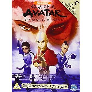 Avatar, Book 1: Water - The Legend of Aang [DVD]