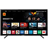 Kodak 124 cm (50 Inches) Full HD LED Smart TV Kodak 50FHDXSMART (Black)