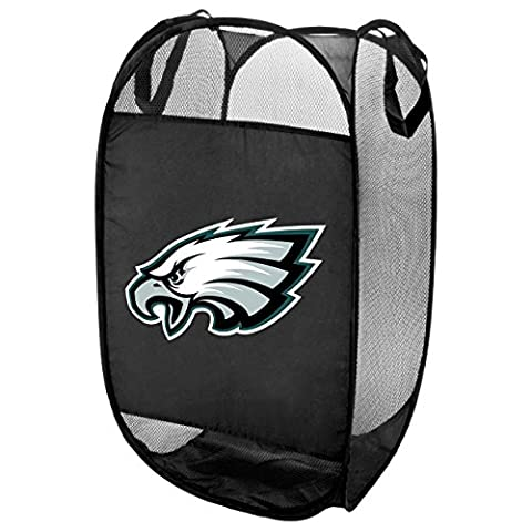 Philadelphia Eagles Team Logo Laundry Hamper