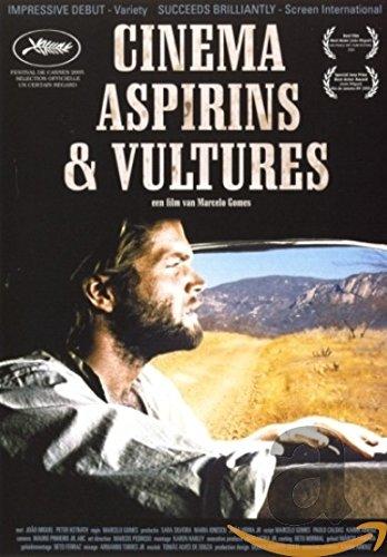 Preisvergleich Produktbild STUDIO CANAL - CINEMA ASPIRINS & VULTURES (1 DVD)