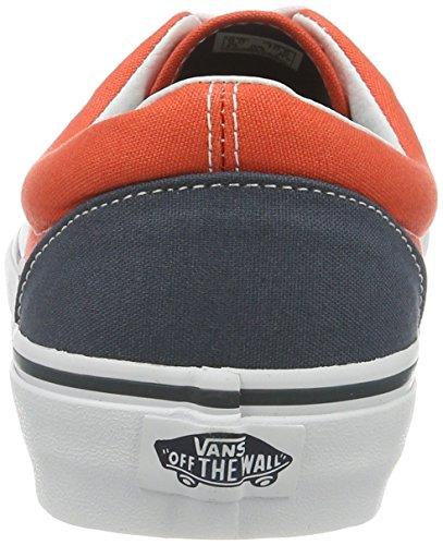Vans Herren Ua Era Sneakers Blau (Canvas)