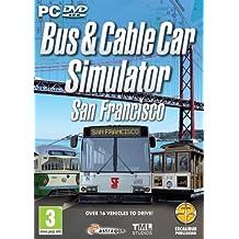 Bus & Cable Car Simulator - San Francisco (PC DVD) [Importación inglesa]
