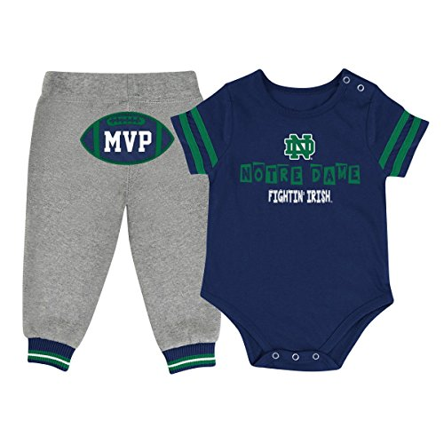 Irish Outfits (Notre Dame Fighting Irish NCAA Infant