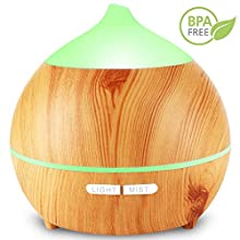 Your Good Night Sleep Helper Are you tired of the annoying buzzing sound your oil diffuser makes? Benefits range from reducing fatigue to relieving insomnia to lowering mental stress. It's time for you to enjoy a good night's sleep and an energetic m...