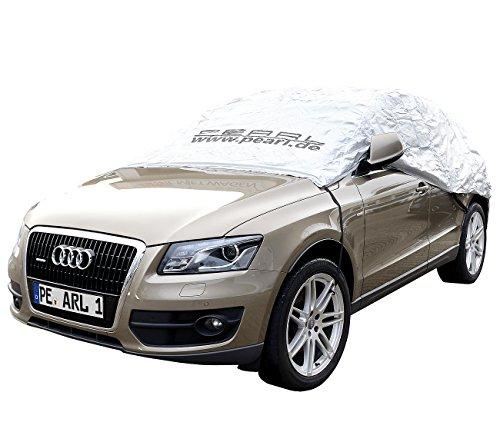 PEARL Plane für Auto: Premium Auto-Halbgarage für Kleinbus & Transporter, 470 x 140 x 65 cm (Eis- & Schnee-Schutzgaragen)