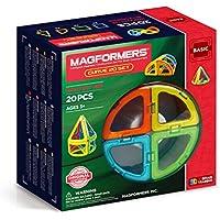 Magformers 701010 Gioco di Costruzioni Magnetiche Plastica