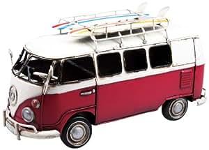 Jayland JLBS2489-RW Jayland 1:20 Scale 1966 Volkswagen Deluxe Bus