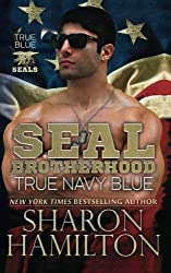 True Navy Blue (SEAL Brotherhood) by Sharon Hamilton (2015-09-25)