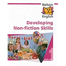 Nelson English - Book 1 Skills Evaluation Pack: Nelson English - Book 1 Developing Non-Fiction Skills: Developing Non-fiction Skills Bk.1 by Jackman, John, Wren, Wendy (2000) Paperback