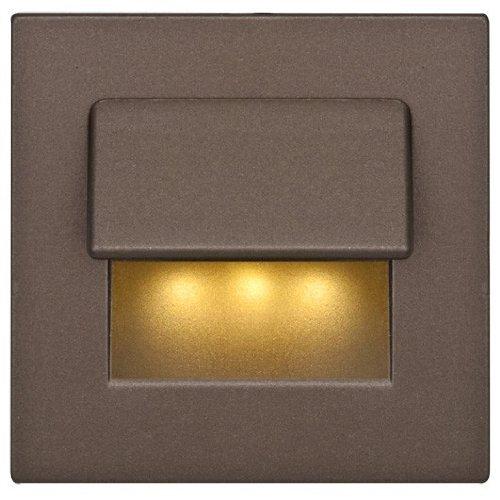 Treppen-Einbauleuchte, 3 x LEDs/12V-DC/03W