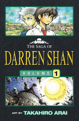 Cirque Du Freak (The Saga of Darren Shan, Book 1) por Darren Shan