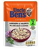 Uncle Ben's Express-Reis Langkorn & Wild-Reis, 6er Pack (6x 250g)