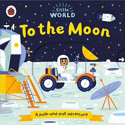 Little World: To the Moon (A push-and-pull Adventure)