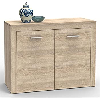 caro m bel kommode sideboard anrichte ray sonoma eiche. Black Bedroom Furniture Sets. Home Design Ideas