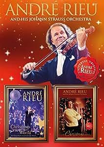 André Rieu: Christmas Around The World/The Christmas I Love [DVD]