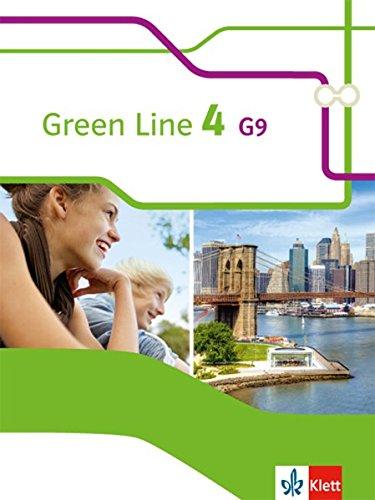 Green Line 4 G9: Schülerbuch (fester Einband) Klasse 8 (Green Line G9. Ausgabe ab 2015)