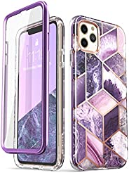 i-Blason Cosmo Series Case for iPhone 11 Pro Max 2019 Release, Slim Full-Body Stylish Protective Case with Bui