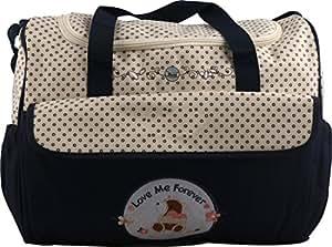 Tinny Tots Polyester Mama Nappy Bag