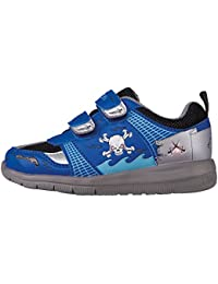 Zapatos rosas Kappa infantiles l6IX7P1jW