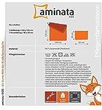 Aminata Kids Kinder-Bettwäsche 100-x-135 cm Z...Vergleich