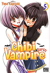 Chibi Vampire Karin Edition simple Tome 5
